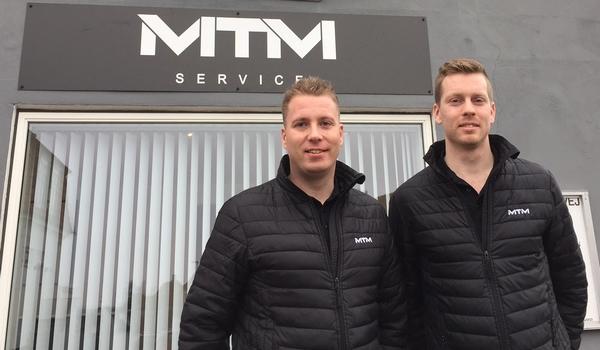 MTM Service_Thomas Rune og Martin Rowland_Foto Naestved Erhver