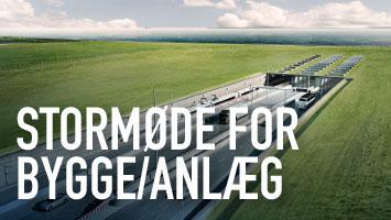 STORMØDE FOR BYGGE/ANLÆG