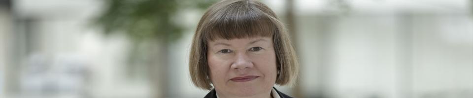 Dansk Industris underdirektør Hanne Schou