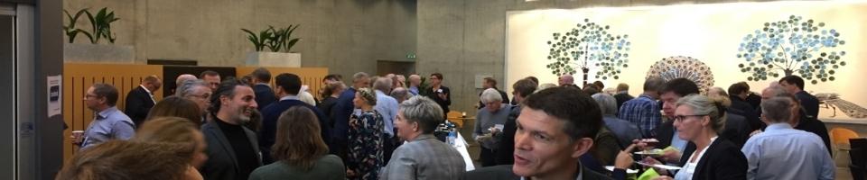 Erhvervskonferencen Vores Plads i verden 23 oktober 2018 Naestved Erhverv og Naestved Kommune
